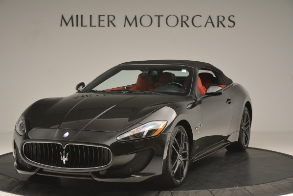 Used 2015 Maserati GranTurismo Sport for sale Sold at Rolls-Royce Motor Cars Greenwich in Greenwich CT 06830 2