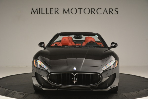 Used 2015 Maserati GranTurismo Sport for sale Sold at Rolls-Royce Motor Cars Greenwich in Greenwich CT 06830 23
