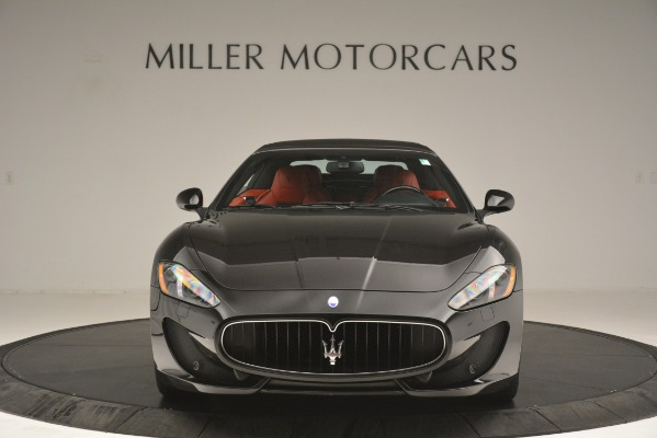 Used 2015 Maserati GranTurismo Sport for sale Sold at Rolls-Royce Motor Cars Greenwich in Greenwich CT 06830 24