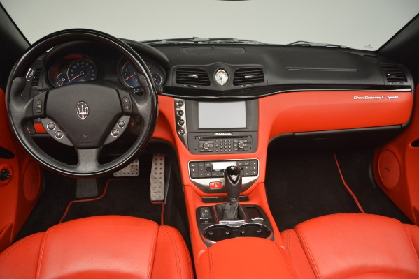 Used 2015 Maserati GranTurismo Sport for sale Sold at Rolls-Royce Motor Cars Greenwich in Greenwich CT 06830 28