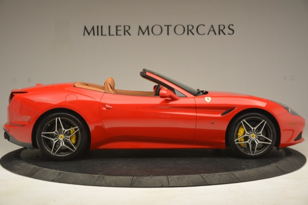 Used 2017 Ferrari California T Handling Speciale for sale $174,900 at Rolls-Royce Motor Cars Greenwich in Greenwich CT 06830 9