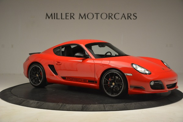 Used 2012 Porsche Cayman R for sale Sold at Rolls-Royce Motor Cars Greenwich in Greenwich CT 06830 10