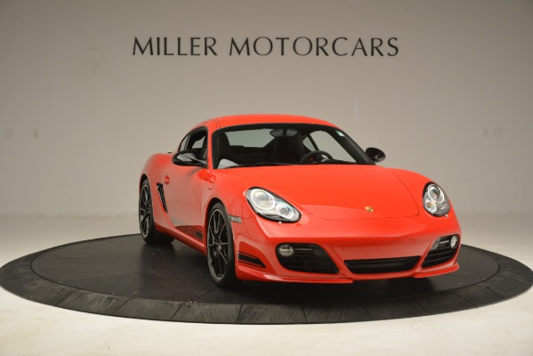 Used 2012 Porsche Cayman R for sale Sold at Rolls-Royce Motor Cars Greenwich in Greenwich CT 06830 11