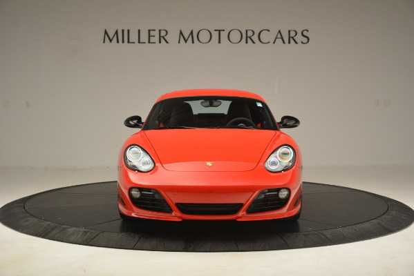 Used 2012 Porsche Cayman R for sale Sold at Rolls-Royce Motor Cars Greenwich in Greenwich CT 06830 12
