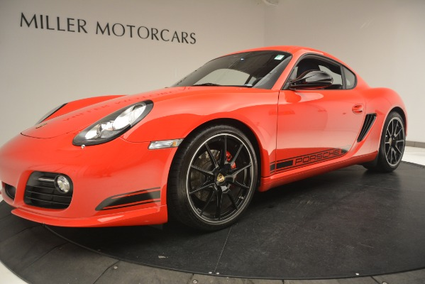 Used 2012 Porsche Cayman R for sale Sold at Rolls-Royce Motor Cars Greenwich in Greenwich CT 06830 14