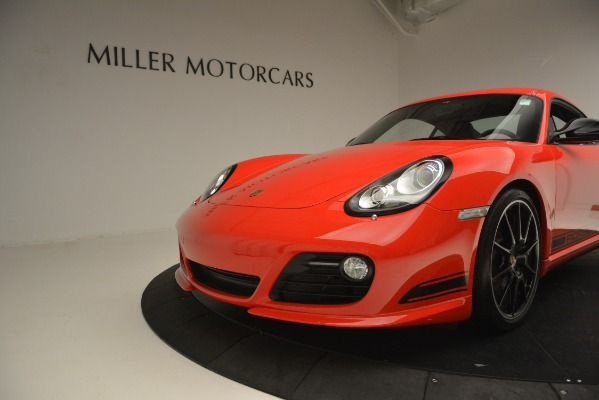 Used 2012 Porsche Cayman R for sale Sold at Rolls-Royce Motor Cars Greenwich in Greenwich CT 06830 15