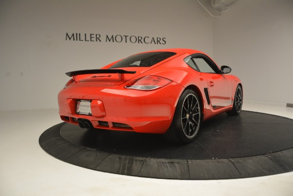Used 2012 Porsche Cayman R for sale Sold at Rolls-Royce Motor Cars Greenwich in Greenwich CT 06830 16