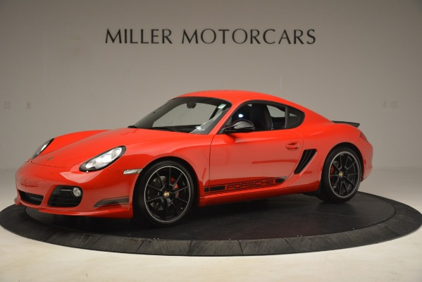 Used 2012 Porsche Cayman R for sale Sold at Rolls-Royce Motor Cars Greenwich in Greenwich CT 06830 2