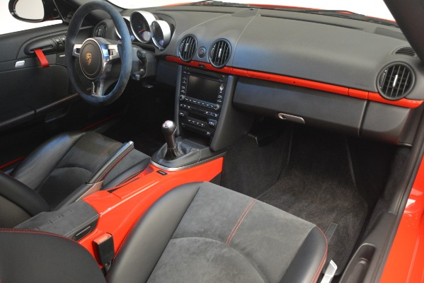 Used 2012 Porsche Cayman R for sale Sold at Rolls-Royce Motor Cars Greenwich in Greenwich CT 06830 21