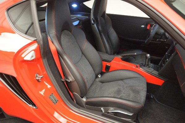 Used 2012 Porsche Cayman R for sale Sold at Rolls-Royce Motor Cars Greenwich in Greenwich CT 06830 23
