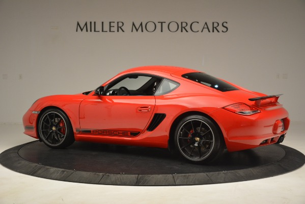 Used 2012 Porsche Cayman R for sale Sold at Rolls-Royce Motor Cars Greenwich in Greenwich CT 06830 4