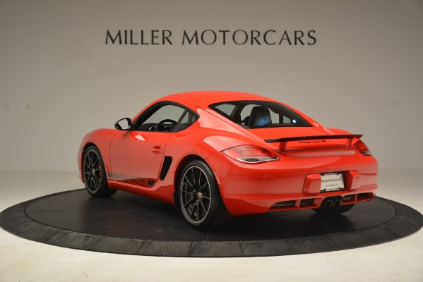 Used 2012 Porsche Cayman R for sale Sold at Rolls-Royce Motor Cars Greenwich in Greenwich CT 06830 5
