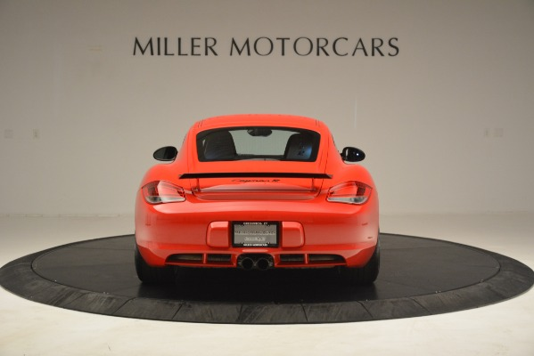 Used 2012 Porsche Cayman R for sale Sold at Rolls-Royce Motor Cars Greenwich in Greenwich CT 06830 6