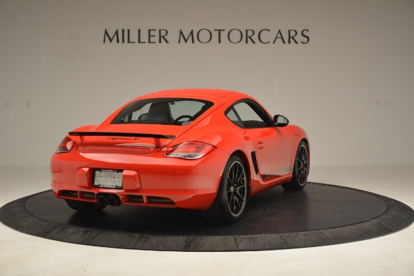 Used 2012 Porsche Cayman R for sale Sold at Rolls-Royce Motor Cars Greenwich in Greenwich CT 06830 7