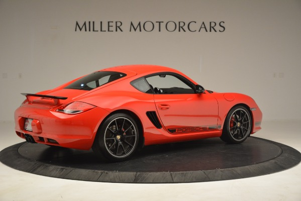 Used 2012 Porsche Cayman R for sale Sold at Rolls-Royce Motor Cars Greenwich in Greenwich CT 06830 8
