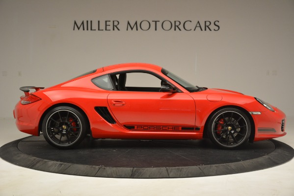 Used 2012 Porsche Cayman R for sale Sold at Rolls-Royce Motor Cars Greenwich in Greenwich CT 06830 9