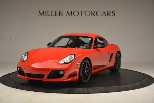 Used 2012 Porsche Cayman R for sale Sold at Rolls-Royce Motor Cars Greenwich in Greenwich CT 06830 1
