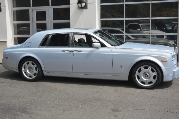 Used 2007 Rolls-Royce Phantom for sale Sold at Rolls-Royce Motor Cars Greenwich in Greenwich CT 06830 10