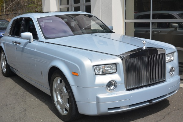 Used 2007 Rolls-Royce Phantom for sale Sold at Rolls-Royce Motor Cars Greenwich in Greenwich CT 06830 11