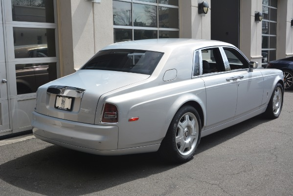 Used 2007 Rolls-Royce Phantom for sale Sold at Rolls-Royce Motor Cars Greenwich in Greenwich CT 06830 12