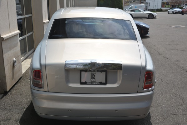 Used 2007 Rolls-Royce Phantom for sale Sold at Rolls-Royce Motor Cars Greenwich in Greenwich CT 06830 13