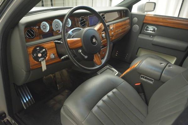 Used 2007 Rolls-Royce Phantom for sale Sold at Rolls-Royce Motor Cars Greenwich in Greenwich CT 06830 16