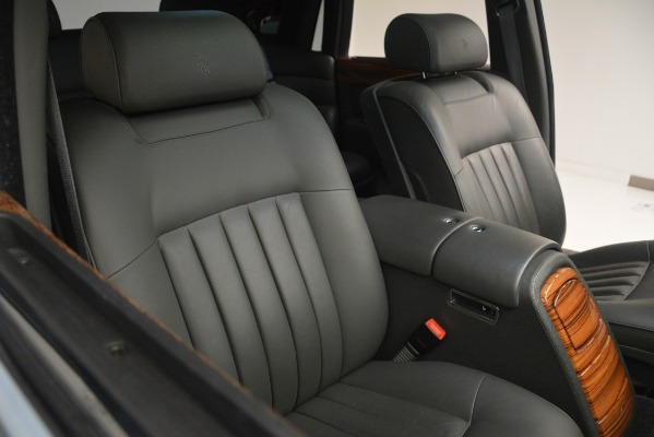 Used 2007 Rolls-Royce Phantom for sale Sold at Rolls-Royce Motor Cars Greenwich in Greenwich CT 06830 18