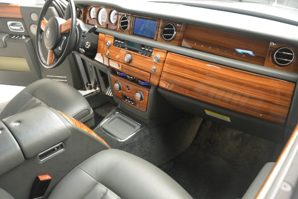 Used 2007 Rolls-Royce Phantom for sale Sold at Rolls-Royce Motor Cars Greenwich in Greenwich CT 06830 22