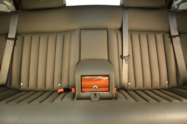 Used 2007 Rolls-Royce Phantom for sale Sold at Rolls-Royce Motor Cars Greenwich in Greenwich CT 06830 24