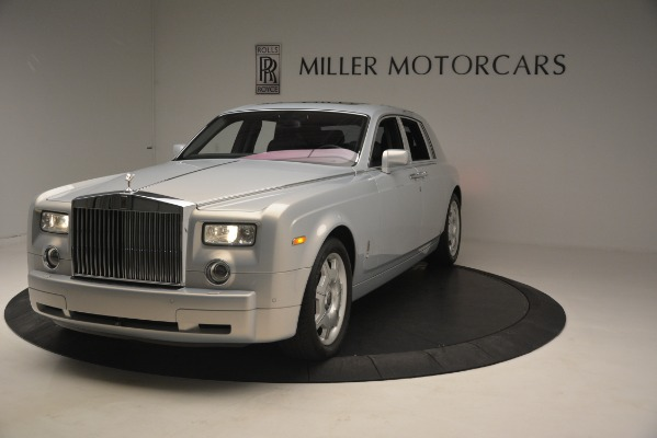 Used 2007 Rolls-Royce Phantom for sale Sold at Rolls-Royce Motor Cars Greenwich in Greenwich CT 06830 3