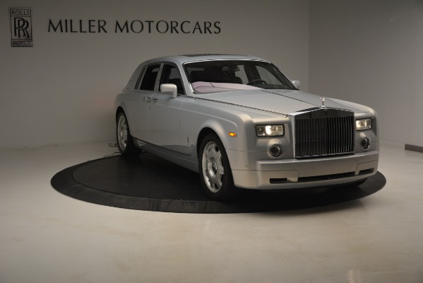 Used 2007 Rolls-Royce Phantom for sale Sold at Rolls-Royce Motor Cars Greenwich in Greenwich CT 06830 4