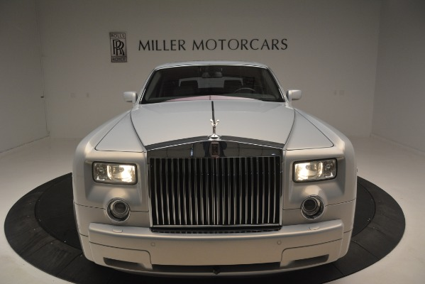 Used 2007 Rolls-Royce Phantom for sale Sold at Rolls-Royce Motor Cars Greenwich in Greenwich CT 06830 6