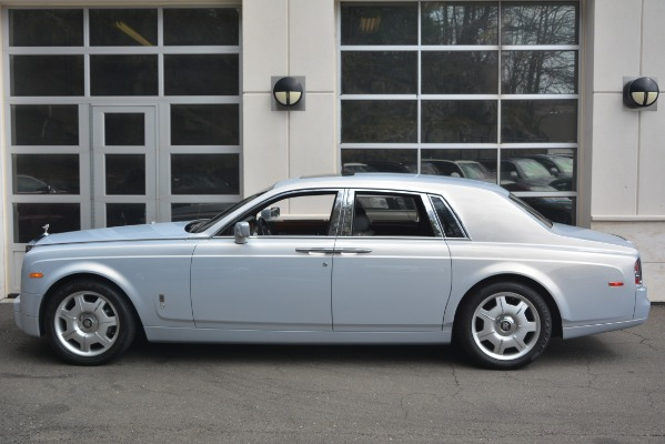Used 2007 Rolls-Royce Phantom for sale Sold at Rolls-Royce Motor Cars Greenwich in Greenwich CT 06830 7
