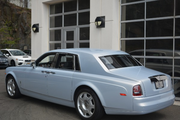 Used 2007 Rolls-Royce Phantom for sale Sold at Rolls-Royce Motor Cars Greenwich in Greenwich CT 06830 8