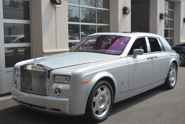 Used 2007 Rolls-Royce Phantom for sale Sold at Rolls-Royce Motor Cars Greenwich in Greenwich CT 06830 9
