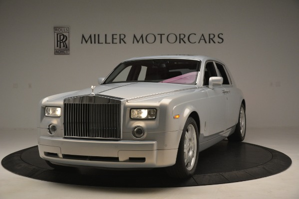 Used 2007 Rolls-Royce Phantom for sale Sold at Rolls-Royce Motor Cars Greenwich in Greenwich CT 06830 1