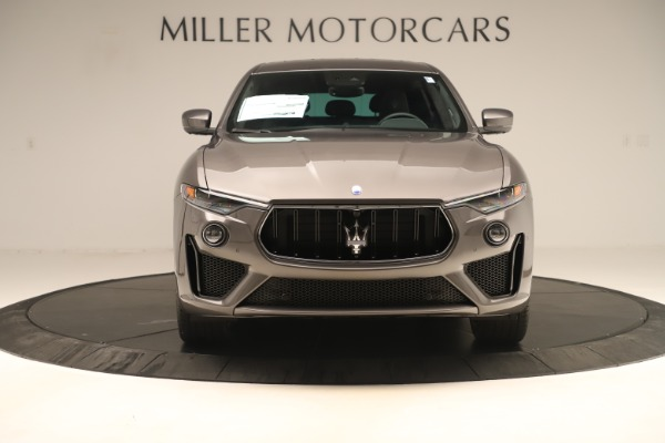 New 2019 Maserati Levante GTS for sale Sold at Rolls-Royce Motor Cars Greenwich in Greenwich CT 06830 12
