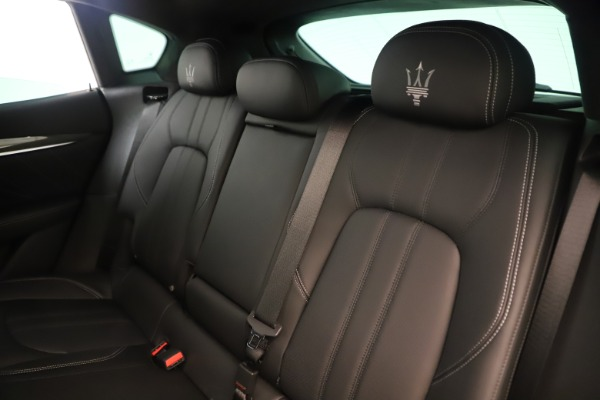 New 2019 Maserati Levante GTS for sale Sold at Rolls-Royce Motor Cars Greenwich in Greenwich CT 06830 18