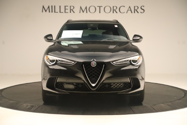 Used 2019 Alfa Romeo Stelvio Quadrifoglio for sale Sold at Rolls-Royce Motor Cars Greenwich in Greenwich CT 06830 12