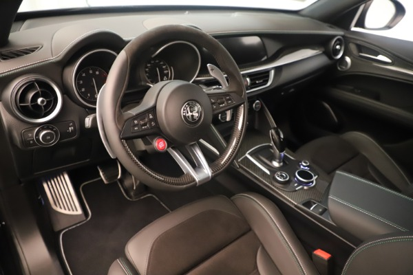 Used 2019 Alfa Romeo Stelvio Quadrifoglio for sale Sold at Rolls-Royce Motor Cars Greenwich in Greenwich CT 06830 13