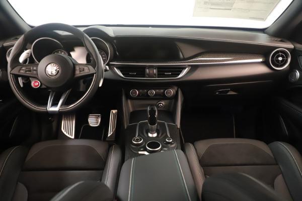 New 2019 Alfa Romeo Stelvio Quadrifoglio for sale $86,790 at Rolls-Royce Motor Cars Greenwich in Greenwich CT 06830 16