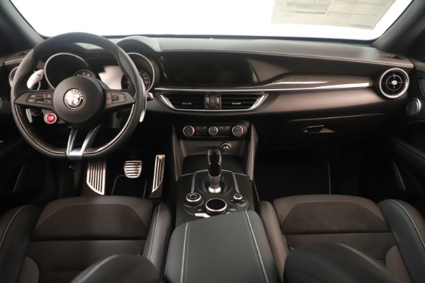 Used 2019 Alfa Romeo Stelvio Quadrifoglio for sale Sold at Rolls-Royce Motor Cars Greenwich in Greenwich CT 06830 16