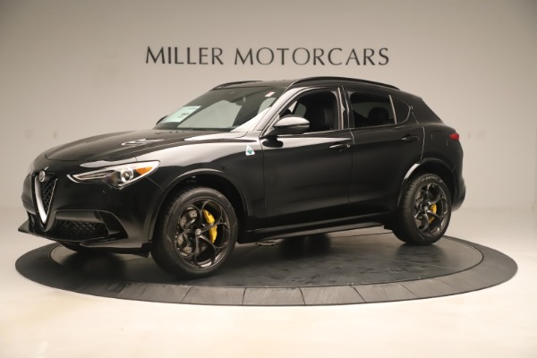 Used 2019 Alfa Romeo Stelvio Quadrifoglio for sale Sold at Rolls-Royce Motor Cars Greenwich in Greenwich CT 06830 2