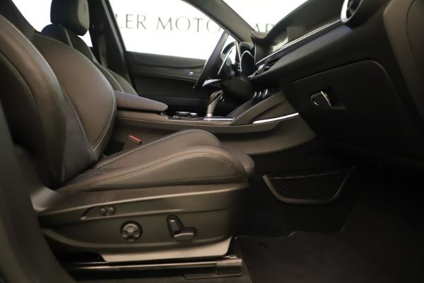 New 2019 Alfa Romeo Stelvio Quadrifoglio for sale $86,790 at Rolls-Royce Motor Cars Greenwich in Greenwich CT 06830 23