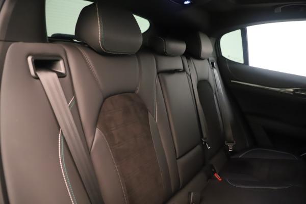 New 2019 Alfa Romeo Stelvio Quadrifoglio for sale $86,790 at Rolls-Royce Motor Cars Greenwich in Greenwich CT 06830 26