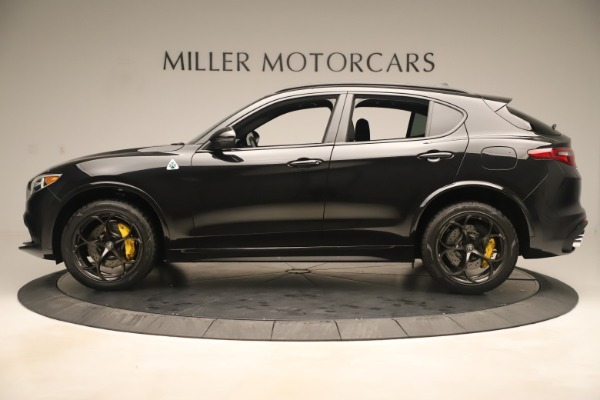 Used 2019 Alfa Romeo Stelvio Quadrifoglio for sale Sold at Rolls-Royce Motor Cars Greenwich in Greenwich CT 06830 3