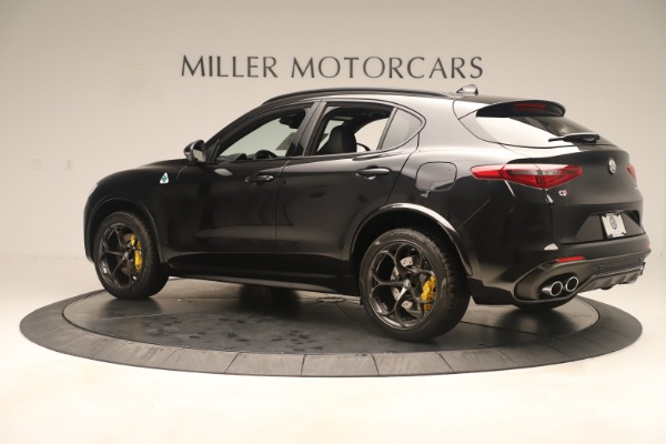 Used 2019 Alfa Romeo Stelvio Quadrifoglio for sale Sold at Rolls-Royce Motor Cars Greenwich in Greenwich CT 06830 4