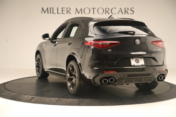 Used 2019 Alfa Romeo Stelvio Quadrifoglio for sale Sold at Rolls-Royce Motor Cars Greenwich in Greenwich CT 06830 5