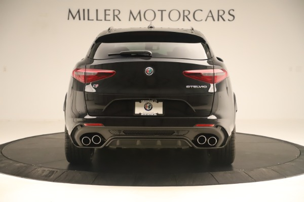 Used 2019 Alfa Romeo Stelvio Quadrifoglio for sale Sold at Rolls-Royce Motor Cars Greenwich in Greenwich CT 06830 6
