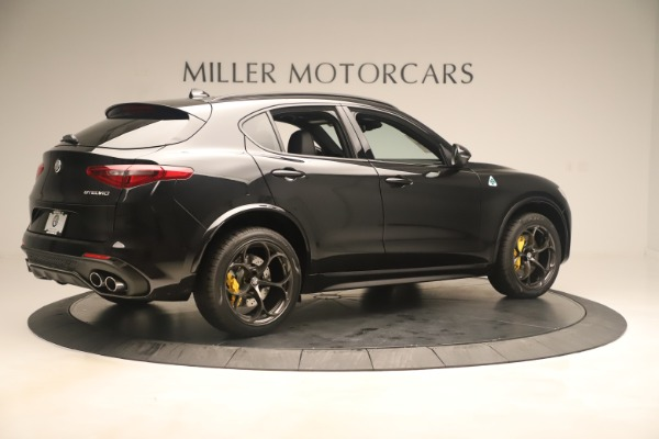 Used 2019 Alfa Romeo Stelvio Quadrifoglio for sale Sold at Rolls-Royce Motor Cars Greenwich in Greenwich CT 06830 8